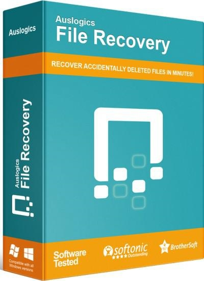 Auslogics File Recovery Professional